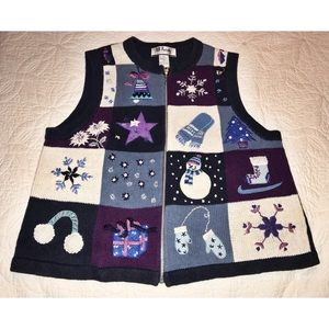 Sweaters - Christmas Sweater Vest